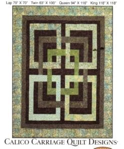 Calico Carriage Quilt Designs CCQD145