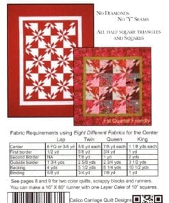 Calico Carriage Quilt Designs CCQD153 1