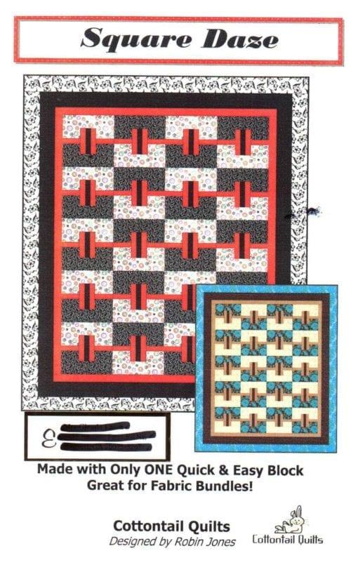 Cottontail Quilts Square Daze
