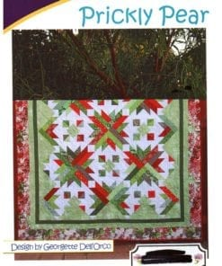 Cozy Quilt Designs Prickly Pear