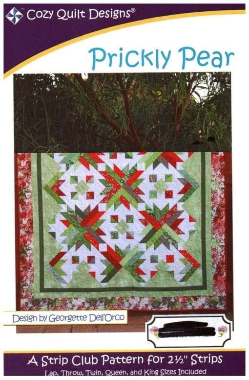 Cozy Quilt Designs Prickly Pear