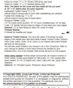 Linda Lee Originals Practical Needle Case 1