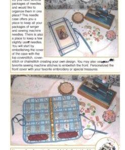Linda Lee Originals Practical Needle Case