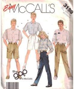 McCalls 3159