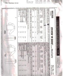 McCalls M5356 1