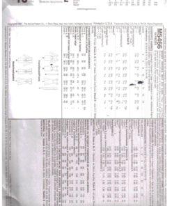 McCalls M5466 M 1