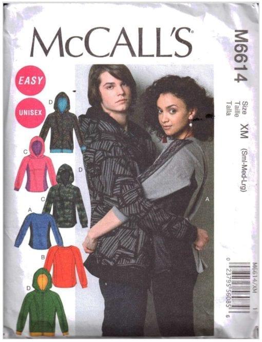 McCalls M6614