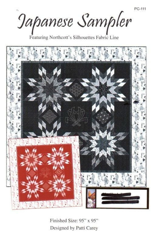 Quilt Woman PC 111