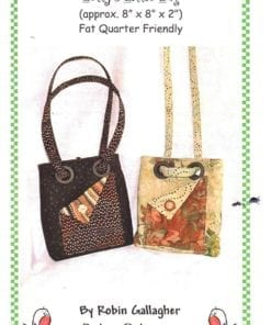 Robin Quilts Lettys Little Bag