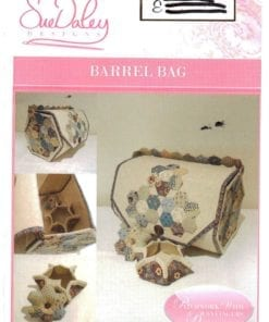 Sue Daley Designs Barrel Bag