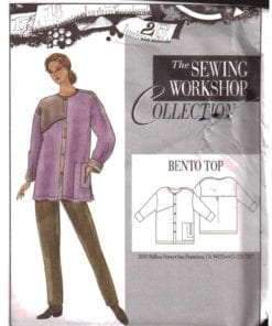 The Sewing Workshop Bento Top