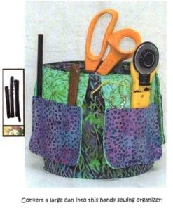 Virginia Robertson Designs Pocket Canister