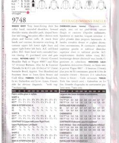 Vogue 9748 1