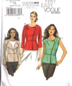 Vogue V8714