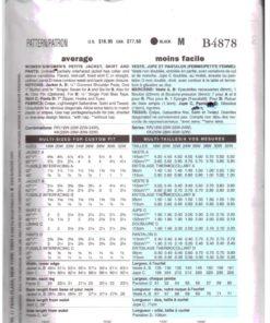 Butterick B4878 1