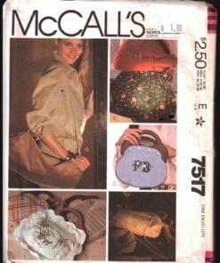 McCalls 7517