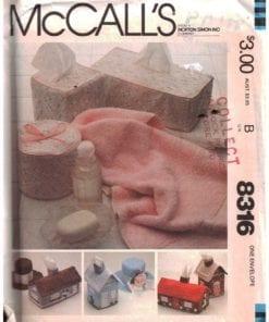 McCalls 8316