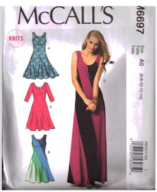 McCalls M6697