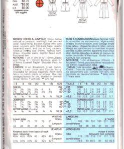 Butterick 3763 M 1