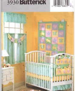 Nursery Sewing Patterns Archives