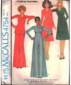 McCalls 4754 M