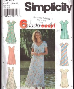 Simplicity 7964 J