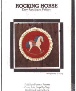 Fabricraft Rocking Horse