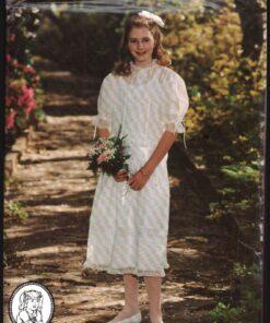 Ginger Snaps Designs The Victorian Drop Waist Dress A
