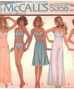 McCalls 5358 A