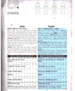Butterick 4915 F 1