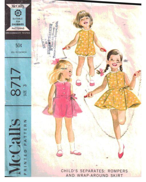 McCalls 8717 J