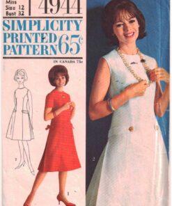 Simplicity 4944 O