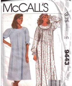 McCalls 9443 J