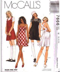 McCalls 7666 D