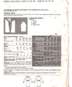 Butterick 3409 F 1