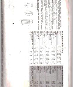 Butterick 4255 F 1