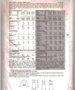 Butterick 6842 F 1
