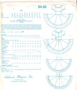 Authentic Patterns Inc 325 1