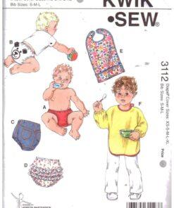 Kwik Sew 3112