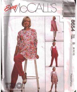 McCalls 8654