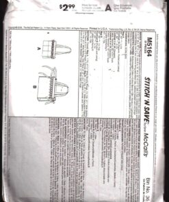 McCalls M5164 1