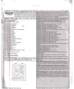McCalls M5202 1