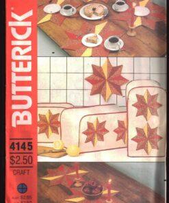 Butterick 4145