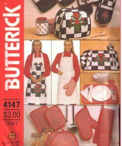 Butterick 4147