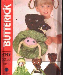 Butterick 4149