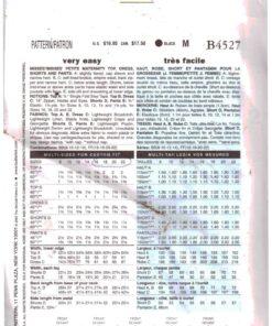 Butterick B4527 a