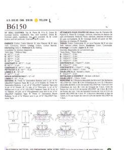 Butterick B6150 a
