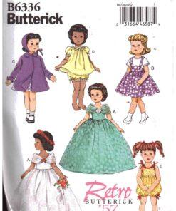 Butterick B6336