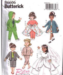 Butterick B6606