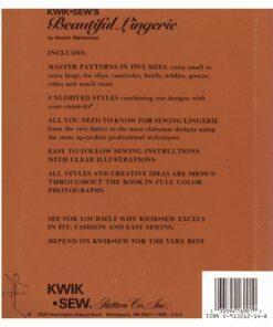Kwik Sew Beautiful Lingerie a